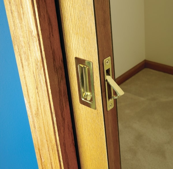 pocket door repair