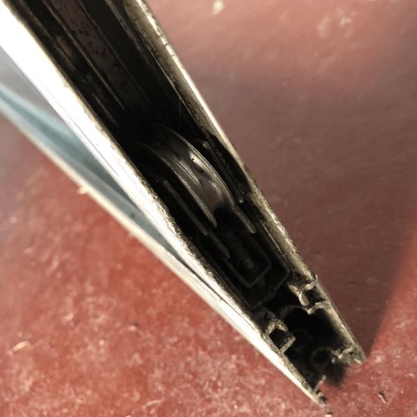 Aluminum Frame Door